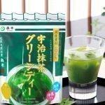 MORIHAN Uji Matcha Sweet Green Tea Made in Japan