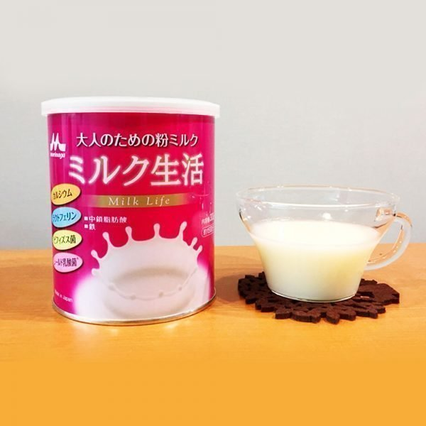 Morinaga Milk Powder For Adults with Combination of Nutrients Made in Japan