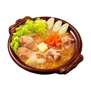 NAGATANIEN Boiled Ramen Miso Soup Made in Japan