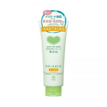 COW BRAND Mutenka Non-Additive Moist Treatment Made in Japan
