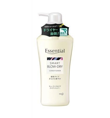 KAO Essential Smart Blow Dry Conditioner Made in Japan