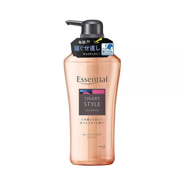 KAO Essential Smart Style Shampoo Made in Japan