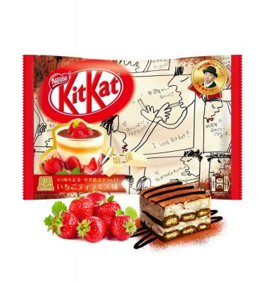 KIT KAT Mini Strawberry Tiramisu Made in Japan