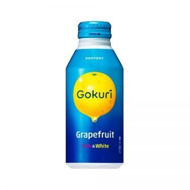 SUNTORY Gokuri Real Grapefruit Nectar Made in Japan