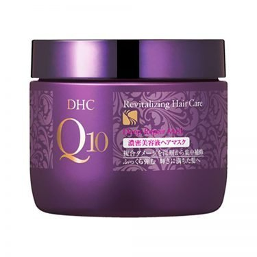 DHC Q10 Revitalizing Dense Serum Hair Mask Made in Japan