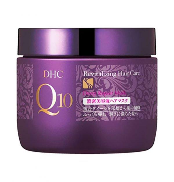 DHC Q10 Revitalizing Dense Serum Hair Mask Made in Japan
