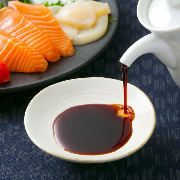 KIKKOMAN Naturally Brewed Soy Sauce Made in Japan
