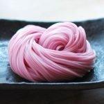 MORIKAWA Sakura Somen Thin Noodles Made in Japan