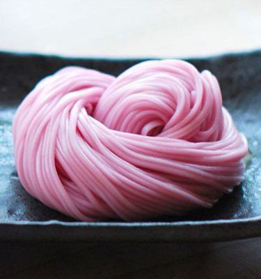 MORIKAWA Sakura Somen Thin Noodles Made in Japan