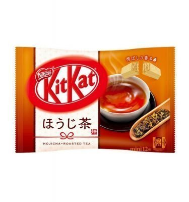 Kit Kat Japanese Hojicha Roasted Tea Made in Japan