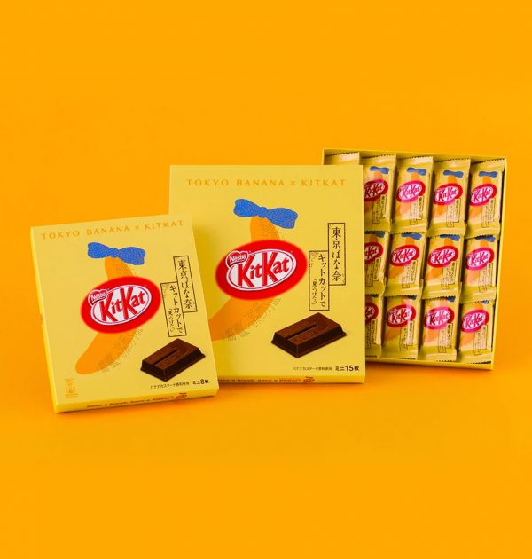 KIT KAT Tokyo Banana Cake Original Made in Japan