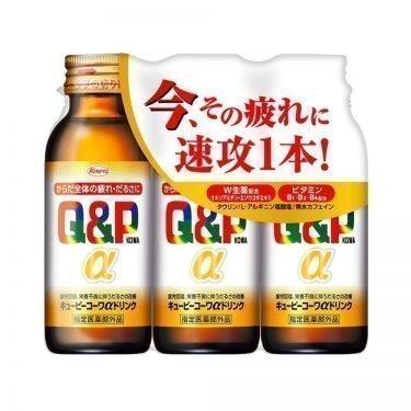 KOWA Q&P Kowa Gold Alpha Plus Drink Made in Japan