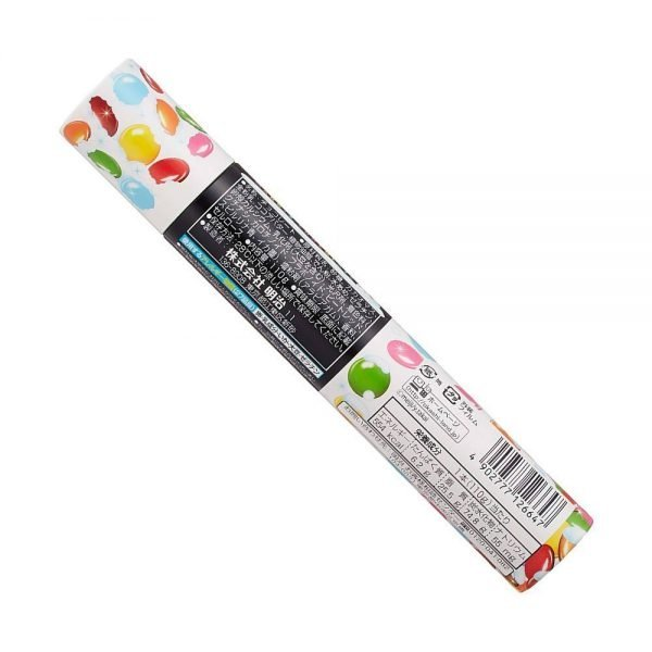 MEIJI Marble Jumbo Chocolate Covered Drops Tubes Made in Japan