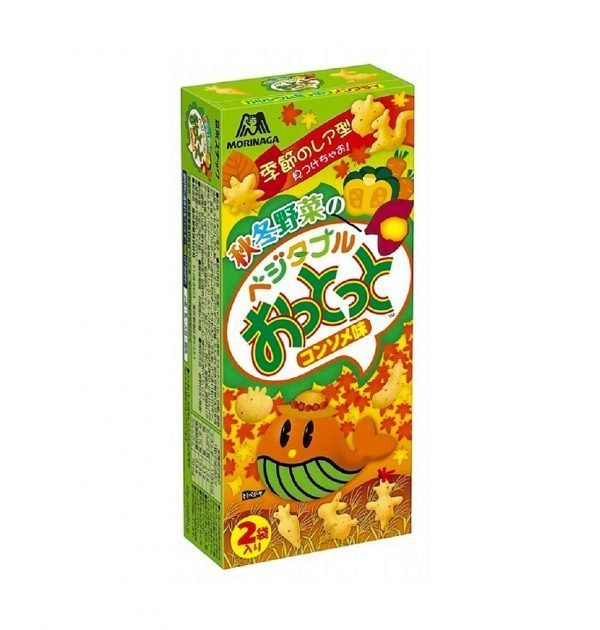 MORINAGA Ottotto Konsome Flavour Made in Japan