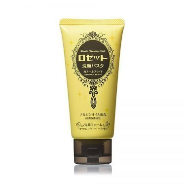 ROSETTE Sengan Pasta Face Wash Cleansing Gasthole Bright Made in Japan