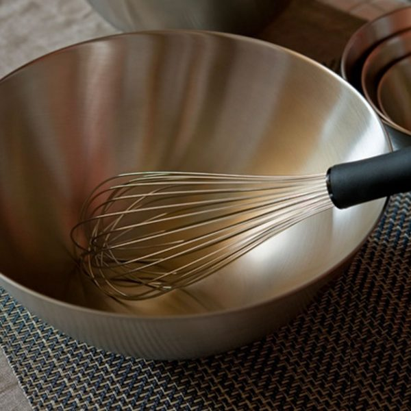 SORI YANAGI Stainless Steel Kitchen Whisk Made in Japan