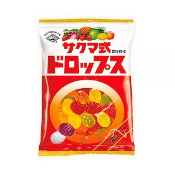 Sakumas Japanese Drops Made in Japan