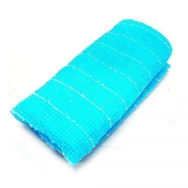 AWAYUKI Exfoliating Nylon Wash Cloth Body Towel Hard Type Made in Japan