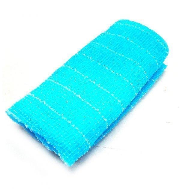 AWAYUKI Exfoliating Nylon Wash Cloth Body Towel Hard Type Made in Japan