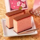 BUNMEIDO Sakura Honey Castella Limited Edition Made in Japan