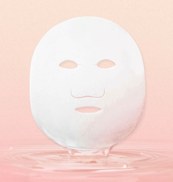 LULULUN Premium Yamanashi Peach Moisturising Serum Face Masks Limited Edition Made in Japan