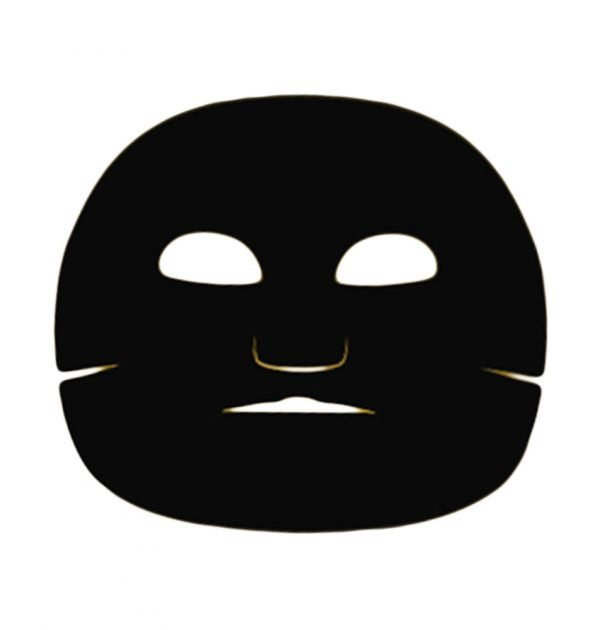 LULULUN YOURS Charcoal Beauty Black Face Masks Made in Japan