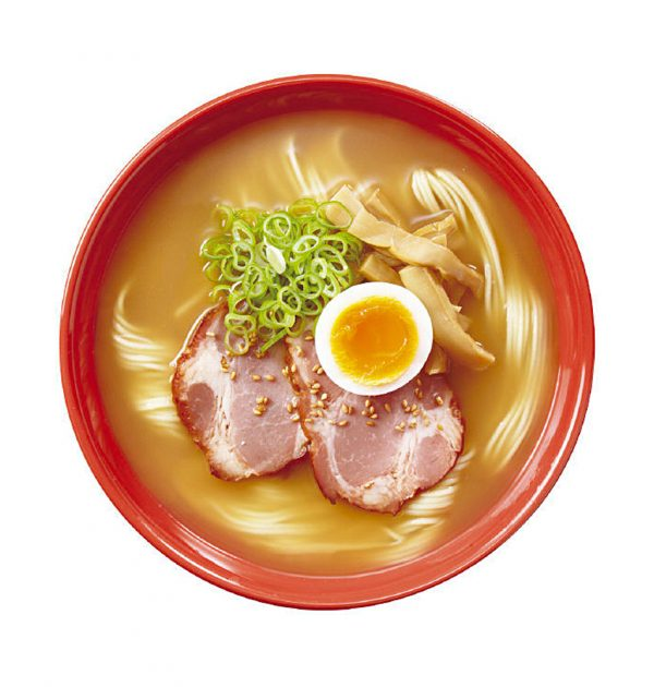MARUTAI Non-fried Straight Noodle Syoyu Tonkotsu Pork Bone Soup Made in Japan