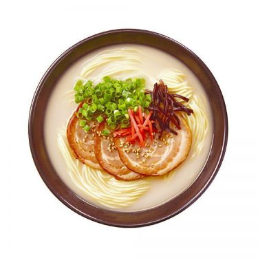 MARUTAI Non-fried Straight Noodle Tonkotsu Pork Bone Soup Made in Japan