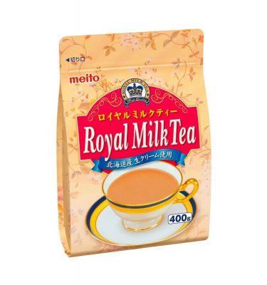 MEITO SANGYO Instant Royal Milk Tea Powder Made in Japan