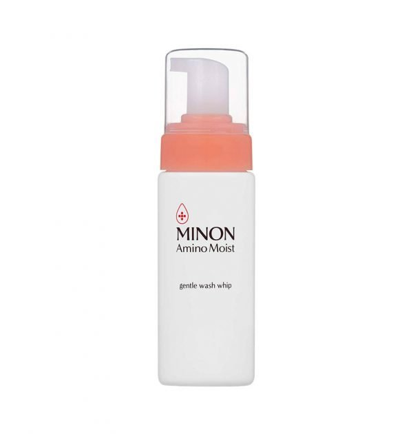 MINON Amino Gentle Wash Whip Made in Japan