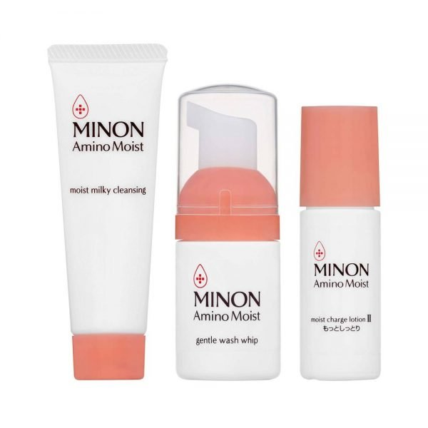 MINON Amino The One-Week Trial Set Made in Japan