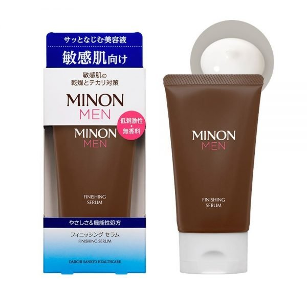 MINON MEN Amino Finishing Serum Made in Japan