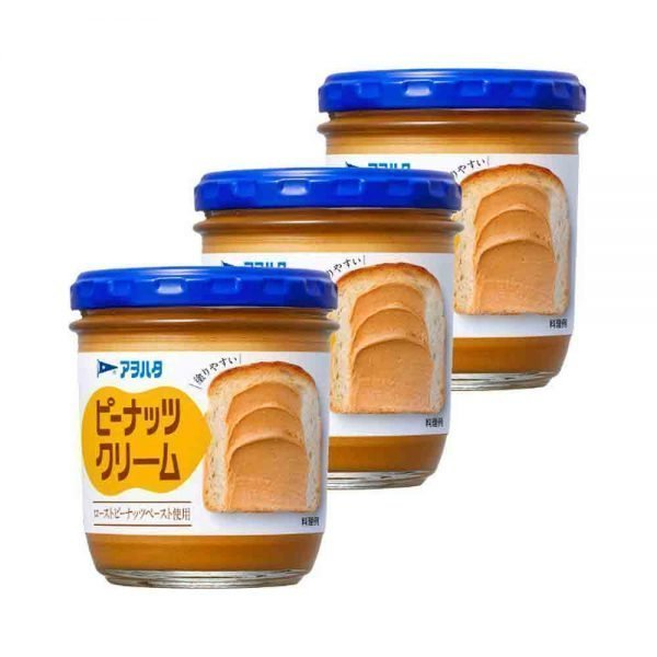 Aohata Peanut Spread Butter Cream Made in Japan