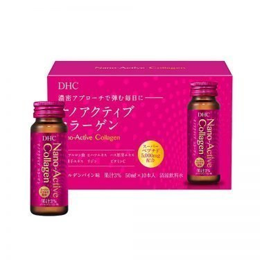 DHC Nano-Active Collagen Made in Japan