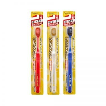 EBISU Premium Care 6-Line Toothbrush Revolutionary Oral Care Made in Japan