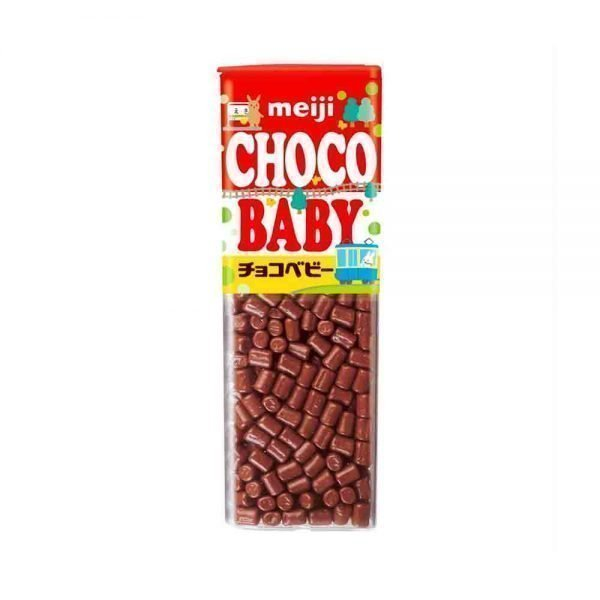 MEIJI Choco Baby Chocolates Bags Made in Japan