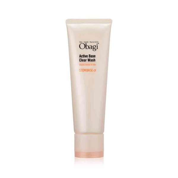 OBAGI Active Base Clear Wash Intensive Solution for Skin Steam Base Alfa Made in Japan