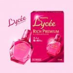 ROHTO Lycee Rich Premium Eye Drops Made in Japan