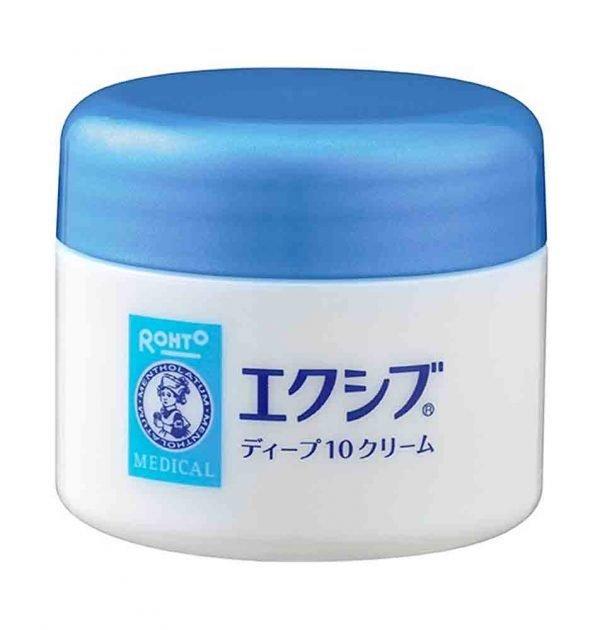 ROHTO Mentholatum EXIV W Deep 10 Anti Fungal Cream Made in Japan