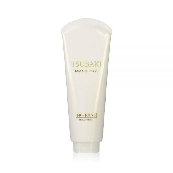 SHISEIDO Tsubaki Shining Damage Care Treatment Made in Japan