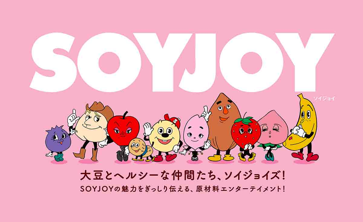 SOYJOY Crunchy Roast Almond Subtly Sweet Chocolate Made in Japan
