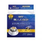 UCC Craftsman Drip Coffee Deep & Rich Mild Blend Made in Japan