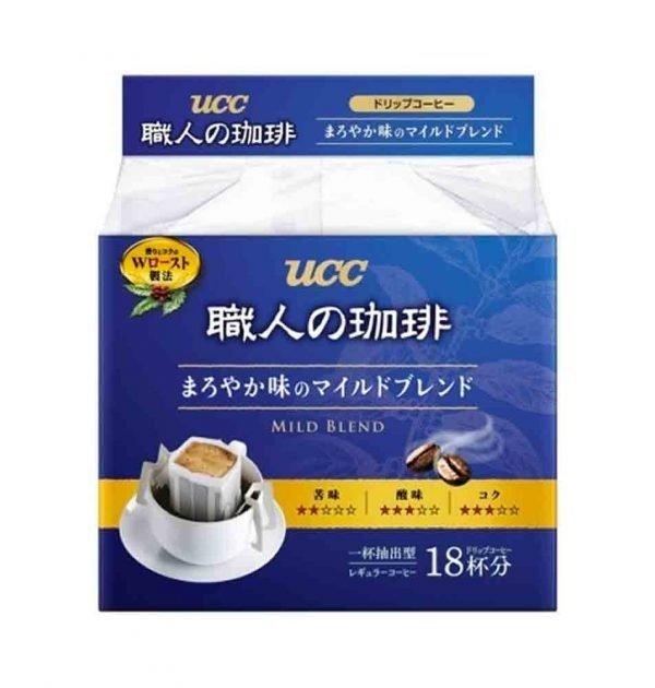 UCC Craftsman Drip Coffee Deep & Rich Mild Blend Made in Japan