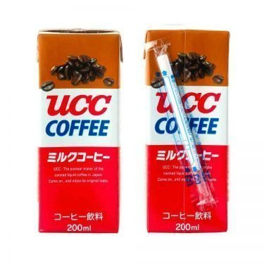 UCC Original Blend Milk Coffee Made in Japan