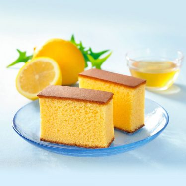BUNMEIDO Honey Lemon Castella Made in Japan