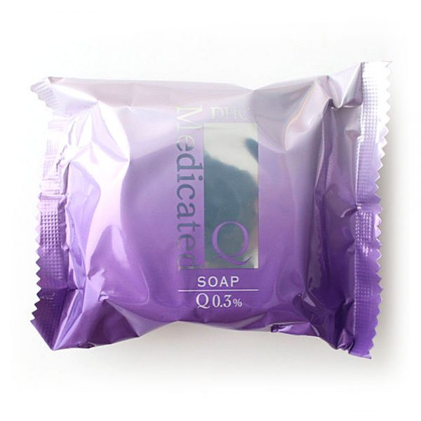 DHC Medicated Q10 Soap 100g Made in Japan