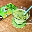 KALDI Original Instant Green Tea Latte Made in Japan