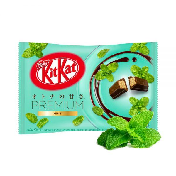 Kit Kat Premium Mint
