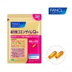 Fancl Reduced Coenzyme Q10 Capsules Made in Japan