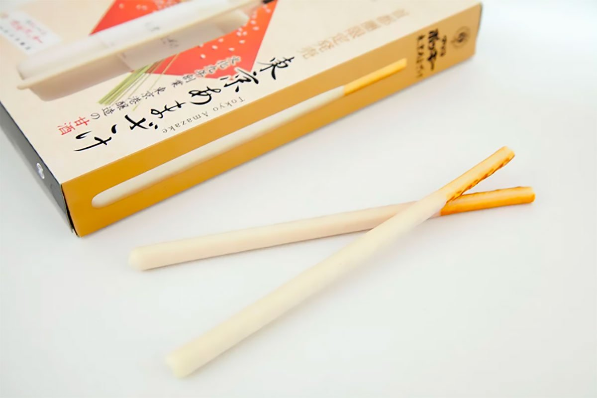 GLICO Pocky Tokyo Amazake Limited Edition Made in Japan